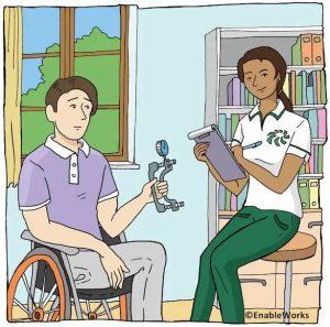 Disability assessment